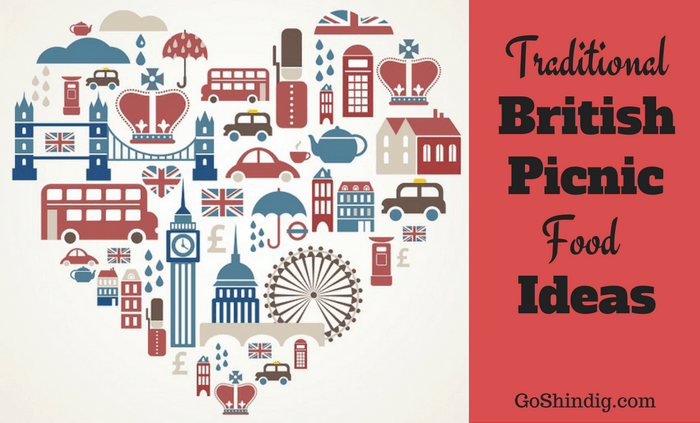 British picnic food ideas