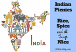 Indian Picnics - Rice, spice and all things nice