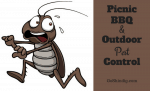 Picnic, BBQ and Outdoor Pest Control - Flies, ants, bees, etc.