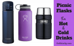 Picnic Flasks - For Hot and Cold Drinks