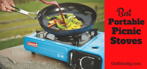 Best portable picnic stoves