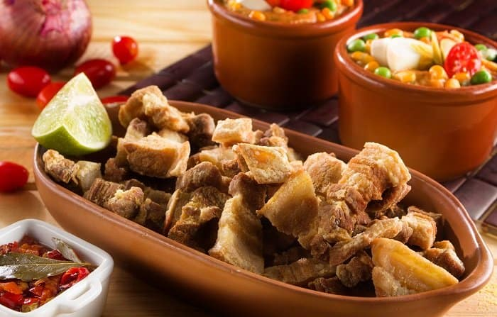 Chicharrones - Spanish Fried pork rinds