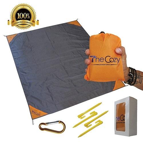Cozy Adventures Outdoor Beach Blanket