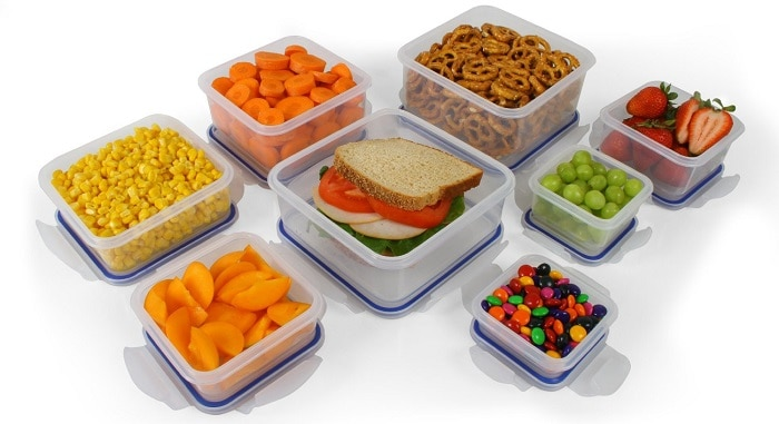 Best Picnic Salad Storage Container