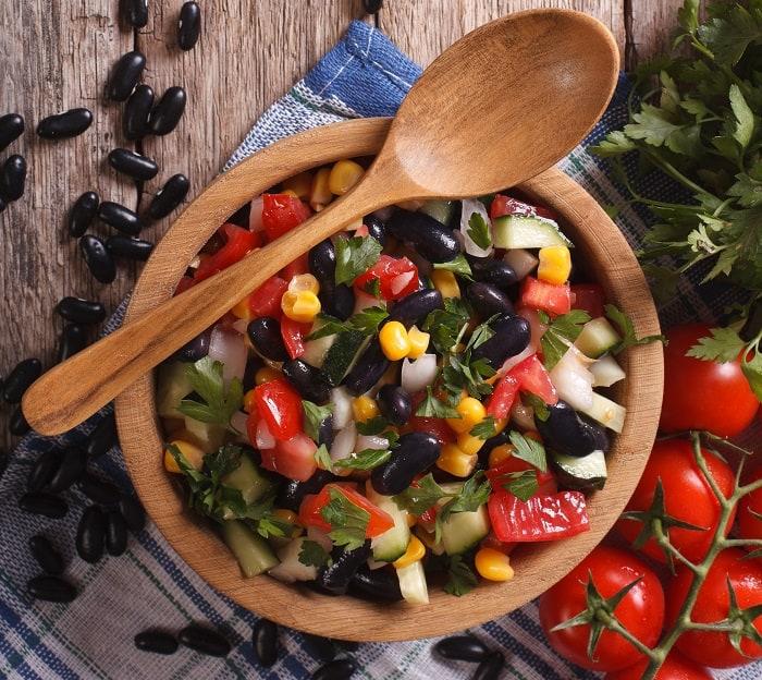 Mexican picnic salad