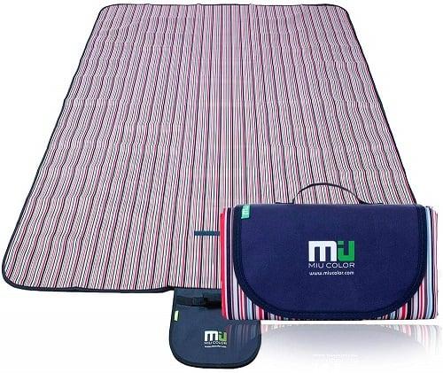 Miu Color Large Waterproof Outdoor Picnic Blanket