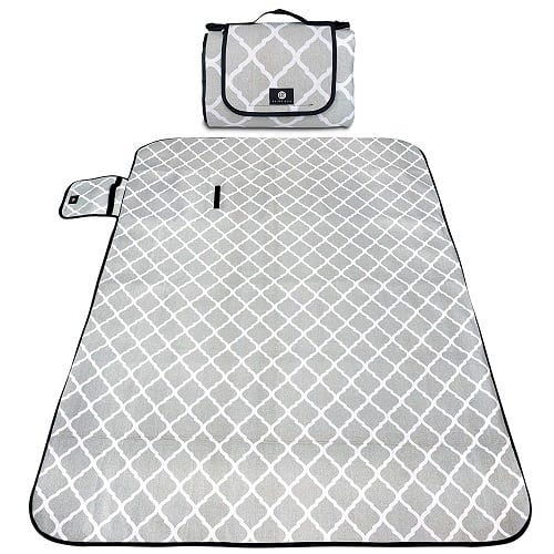 Paige and Co Cheap Picnic Blanket