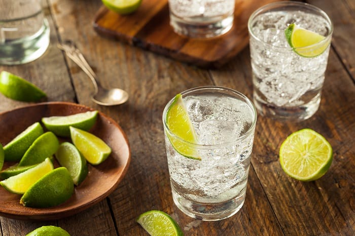 Picnic Gin and Tonic
