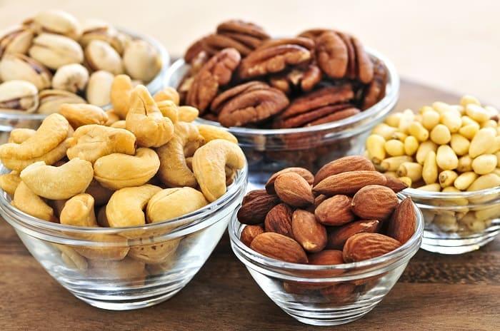 Picnic Nuts