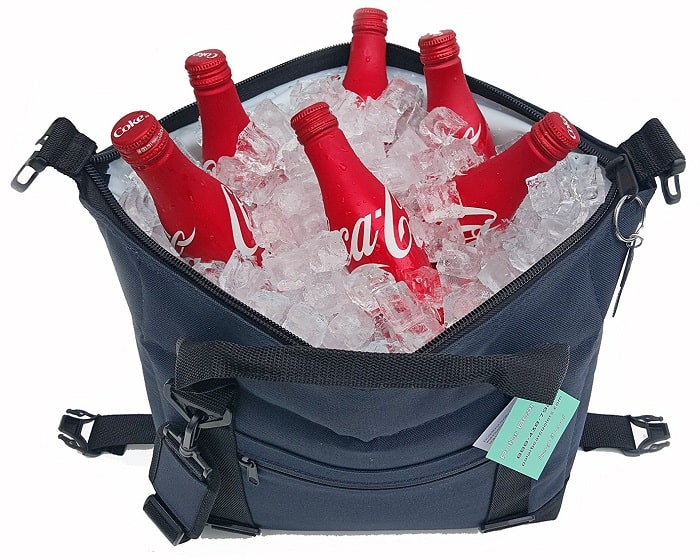 Polar Bear picnic cooler bag