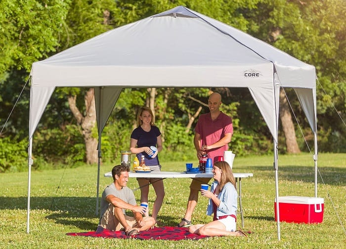 Large Picnic Canopy & Picnic Pop Up Tents And Canopies - Outdoor Entertaining At Go Shindig