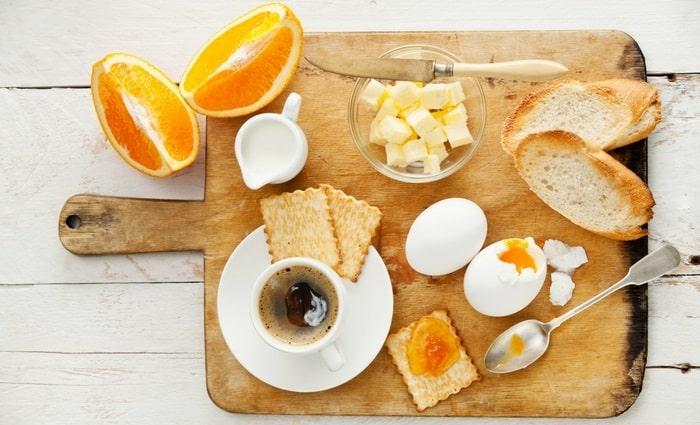 Picnic Breakfast