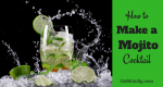 How to make a Mojito Cocktail Drink – Recipe, Mocktail and History