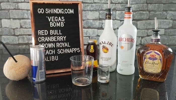 Vegas Bomb Recipe