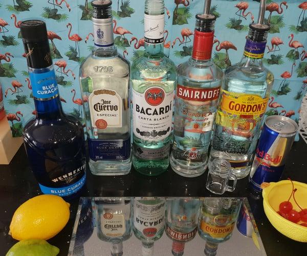 Bullfrog Cocktail Ingredients