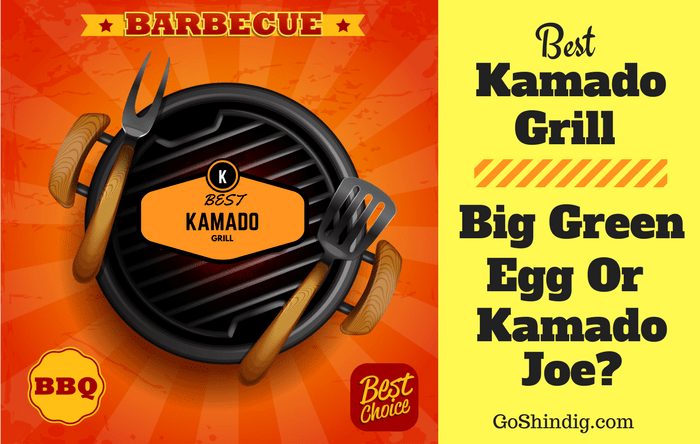 Best Kamado Grill - Ceramic Egg Smoker Reviews [2019 Update]