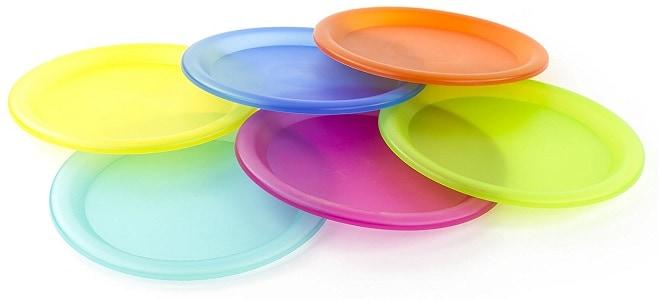Plastic Picnic Plates