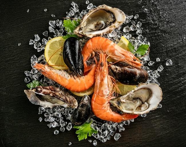 Cold Seafood Platter