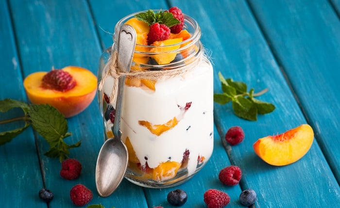 Mason Jar Dessert