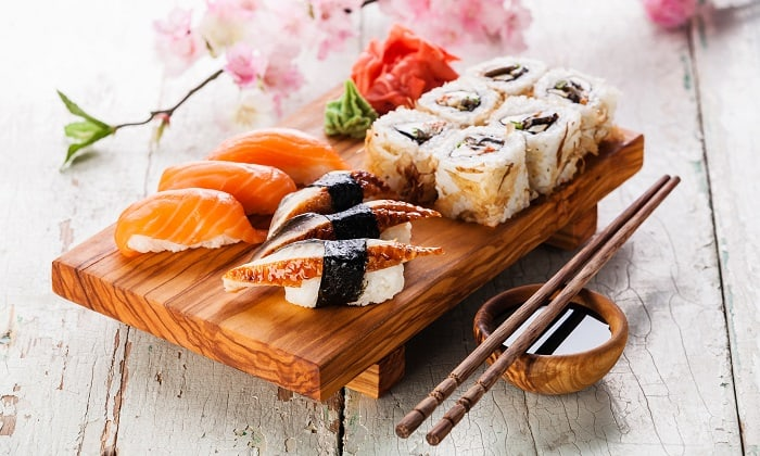 Picnic Sushi
