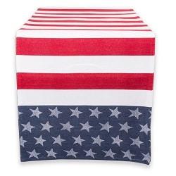 Outdoor Table Runner Flag