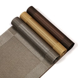 Outdoor Table Runner Gold