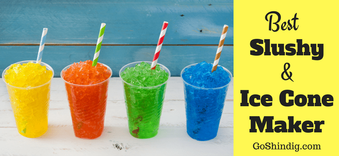 Best Slush Machines