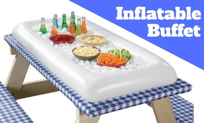 Inflatable Buffet
