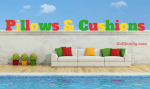 Outdoor Pillows and Cushions