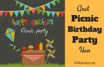 Picnic Birthday Party Ideas