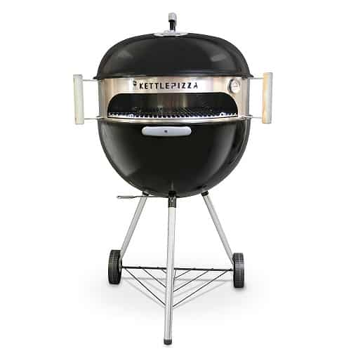 Weber Kettle Pizza Oven
