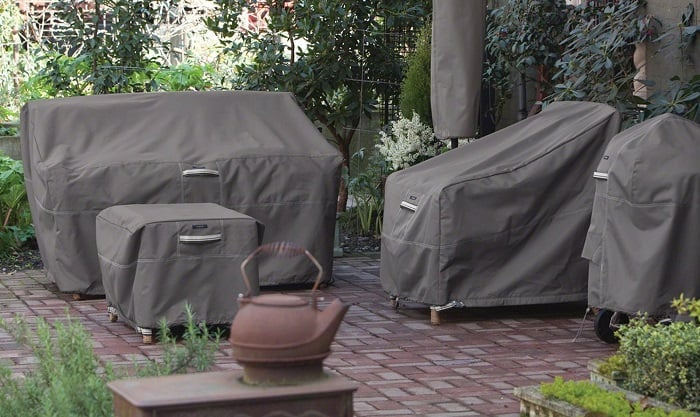 Grill Cover Set