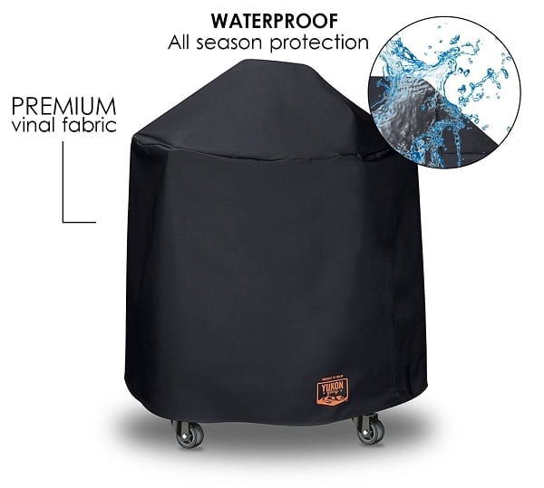 Small Kettle Grill Cover
