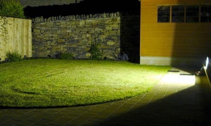 Backyard Solar Lights