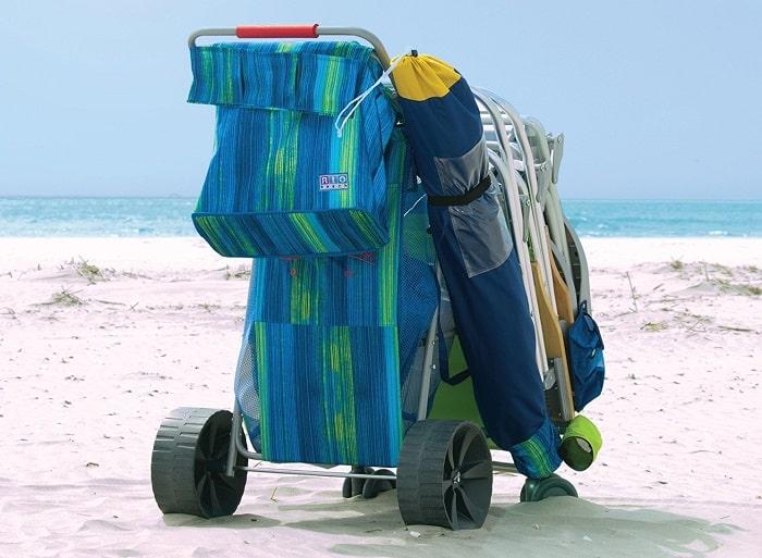 Beach Cart With Wheels