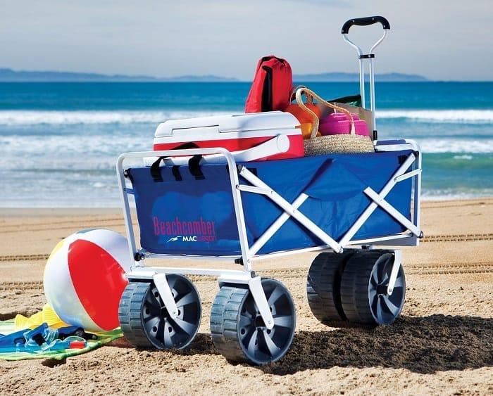Foldable Beach Cart