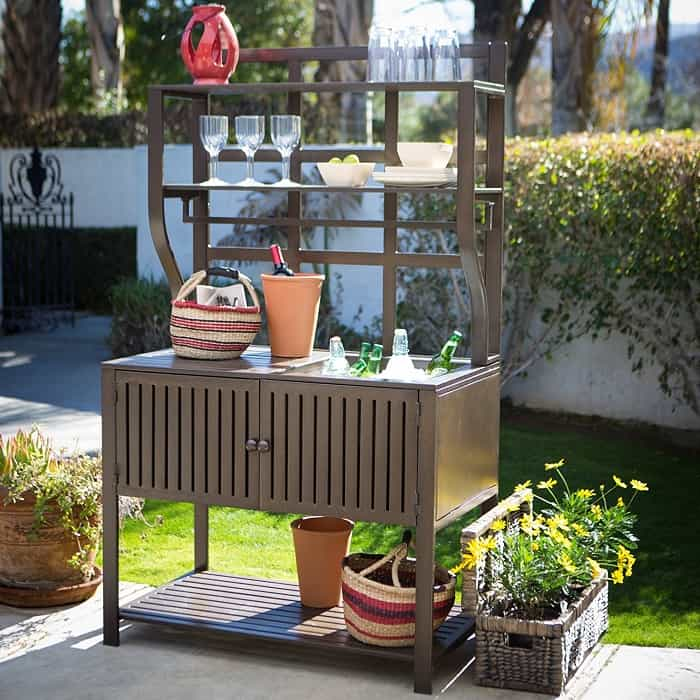 Best Outdoor Bbq Table For All Your Grill Prep Station Needs