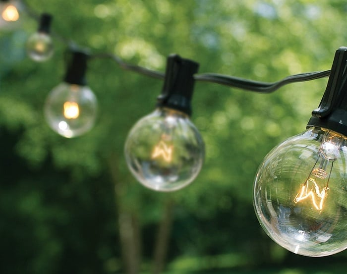 String Solar Lights