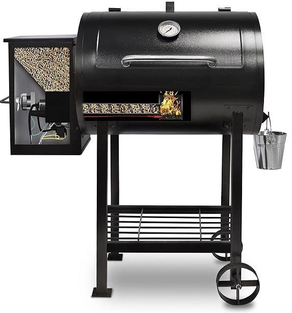 Best Cheap Wood Pellet Smokers And Grills Electric And