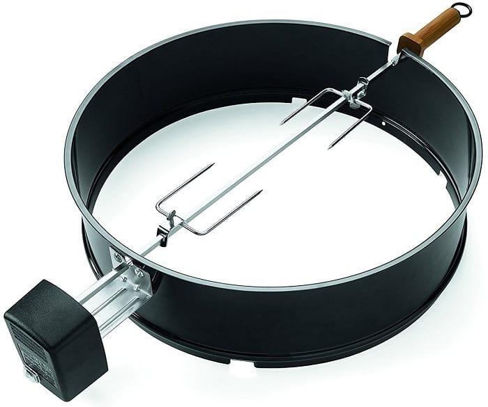 Weber Master Touch Rotisserie