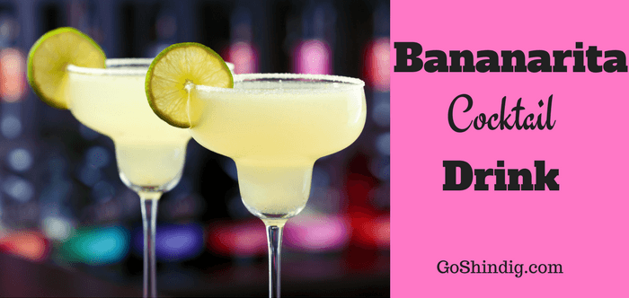 Bananarita Cocktail