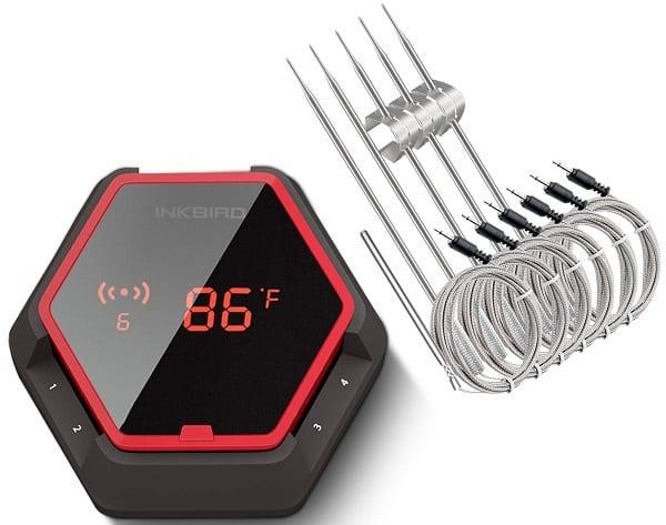 Inkbird Wireless BBQ Thermometer