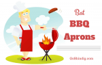 Best BBQ Apron for Men - Grilling with Style