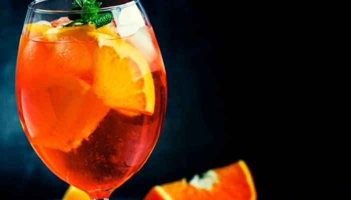 Campari Spritz Recipe