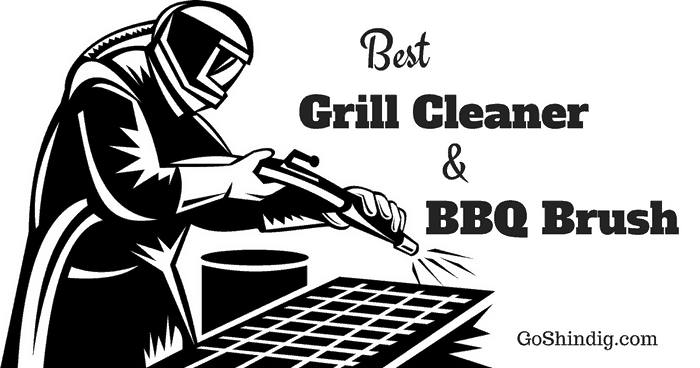Best Grill Cleaner and BBQ Brush