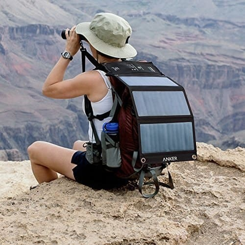 Best Overall Portable Solar Charger