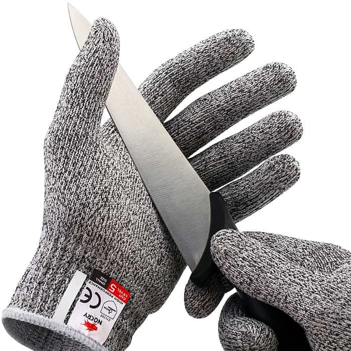 Cut Resistant BBQ Gloves