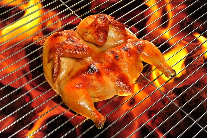 Chicken Grilling Times