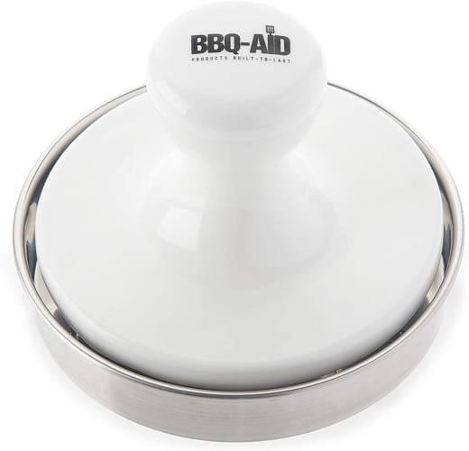 BBQ Aid Burger Press