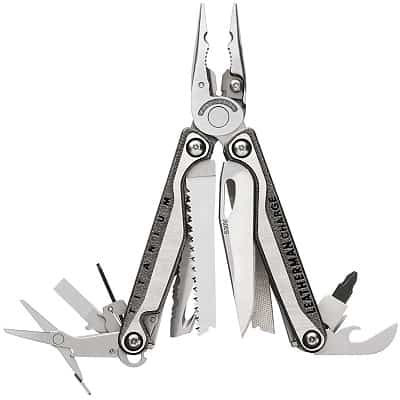 Leatherman Charge Plus TTi multi-tool